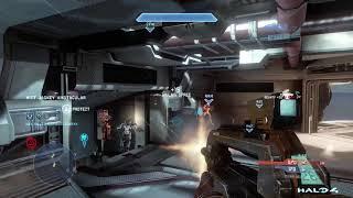 Halo 4 - Big Team Battle Regicide - Complex (XBOX ONE)
