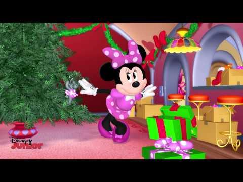 Minnie's Bow-Toons | Oh, Christmas Tree | Disney Junior UK