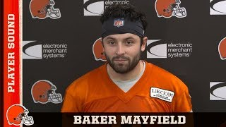 "Baker Mayfield: ""We can be better overall as an offense"" 