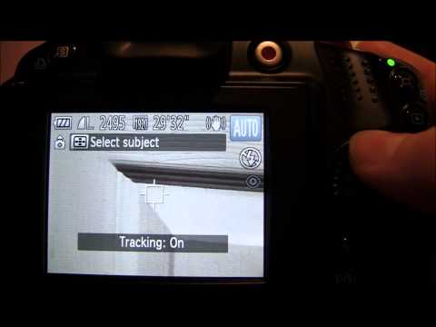 Canon Powershot SX40 HS Tutorial: Step Two - Automatic Functions