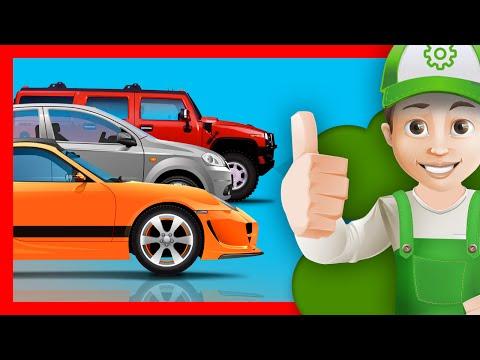 Хочу Знать Все- Машинки. Винтик покупает новую машину в автосалоне!