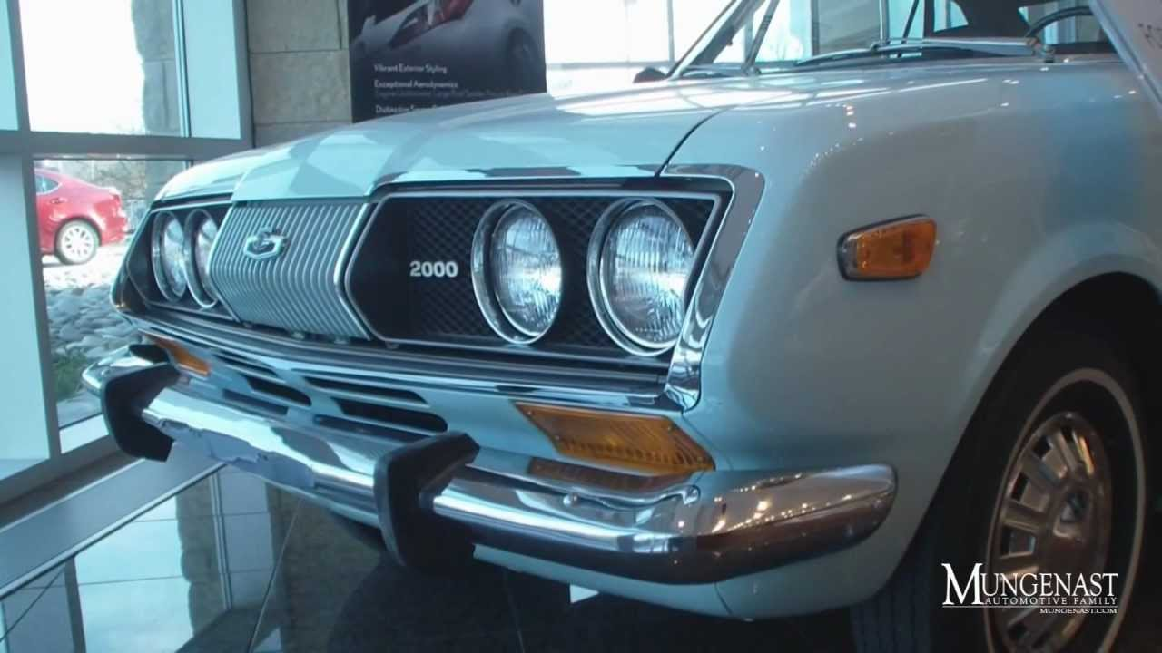 1971 Toyota Corona Mark Ii Rt73 Coup 233 Youtube