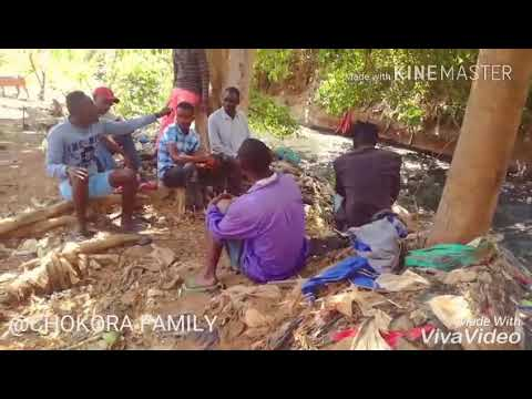 Take a look how  kayole imefika kasabun