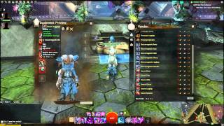 Guild Wars 2 Asura Cultural Armour & Weapons