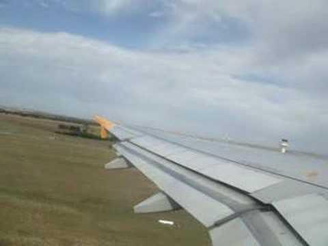 Tiger Airways A320 Takeoff Melbourne