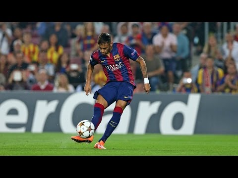 "Neymar Jr: ""We showed off some good football"""