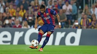 "Neymar Jr: ""We showed off some good football"""