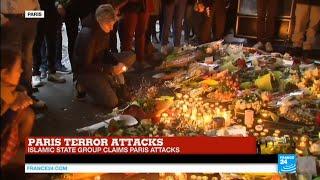 Paris Attacks: