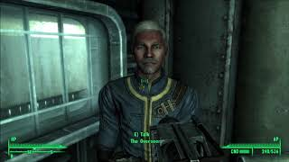 Fallout 3 - What Happens If You Surrender To The Overseer?