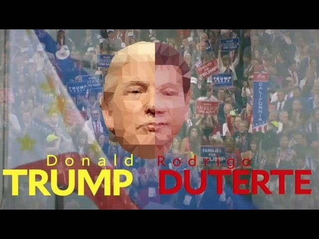 Duterte-US relations: From sour tune to friendly harmony