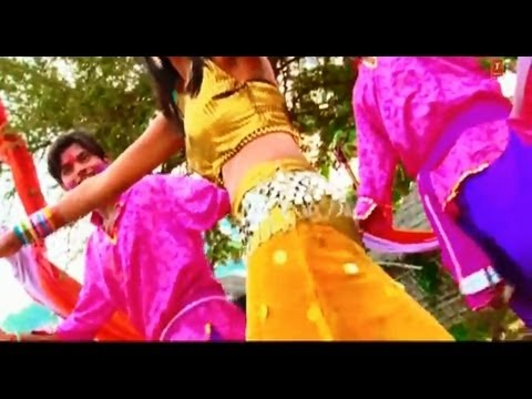 Sammat Fekal Chahtani [new Holi Naughty Video Song] Lehanga Laal Ho Jaai-pawan Singh video
