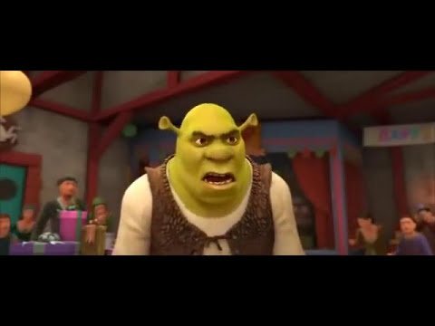 SHREK - DO THE ROAR!!! ~ REMIX ~ (Lady Gaga poker face)