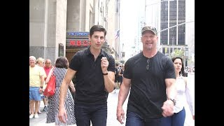 Grab a Stone Cold Drink with Stone Cold Steve Austin | New York Live TV