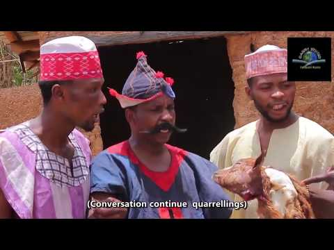BARAYIN ZAMANI Latest Hausa Subtitled Movie thumbnail
