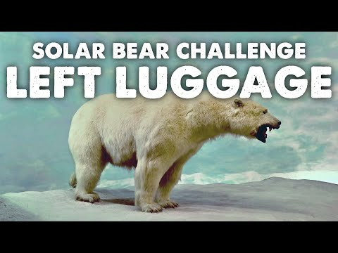 Solar Bear Challenge 2014/15 - Left Luggage