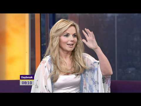 Geri Halliwell (Daybreak Interview) [Next - Bikini Line]