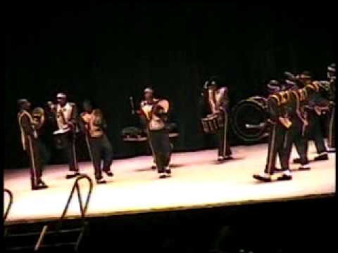 Kingstree High School Drumline pt.2