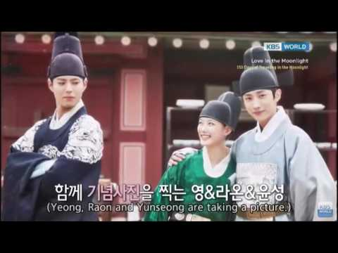 Jinyoung's cut in 150 days of travelling in the moonlight (eng sub) thumbnail