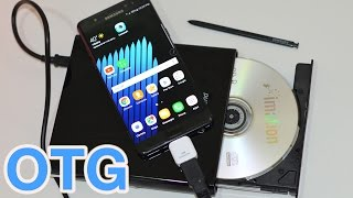 Top 10 Things YOU can do with USB OTG connector - Galaxy Note 7