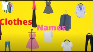 Learning the Names of Clothes [English Version] UOECD.com
