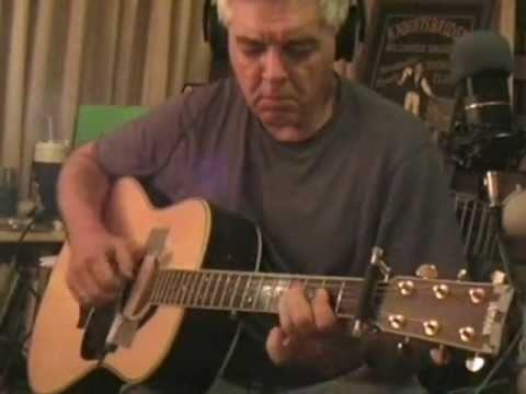 Jelly Roll Baker -Easy Blues by John Martyn - A Cover