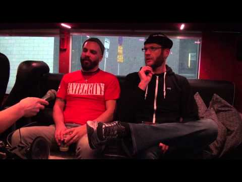 Killswitch Engage Interview The Circus 16.4.2013