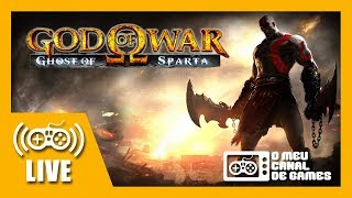 download musica Live God of War: Ghost of Sparta PS3 - Até Zerar AO VIVO 1