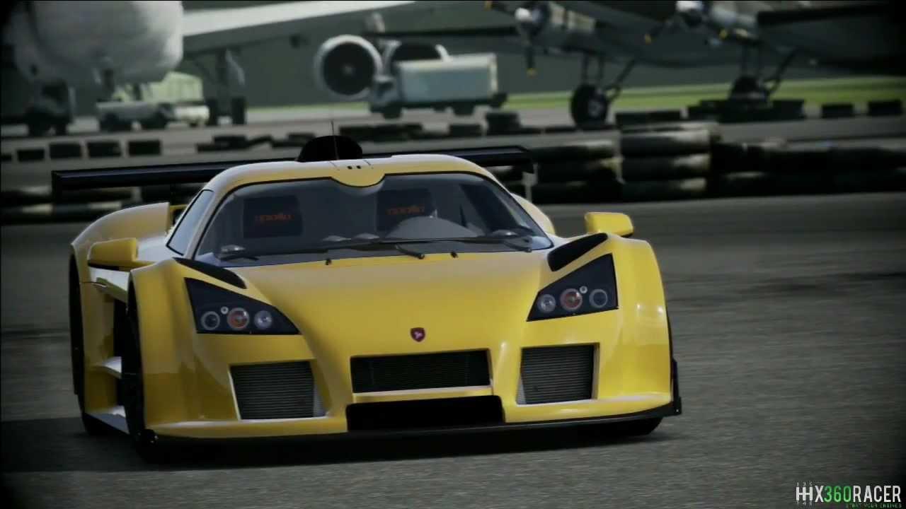 Top Gear Power Lap - Gumpert Apollo - YouTube