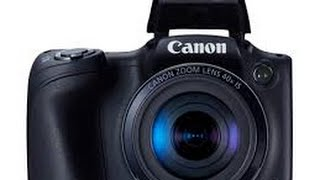 Facts on the Canon Powershot SX410 IS