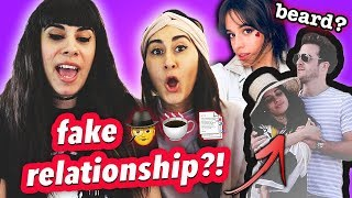 Download Lagu CAMILA CABELLO & BOYFRIEND MATTHEW HUSSEY - REAL OR FAKE?! | Investigation Gratis STAFABAND