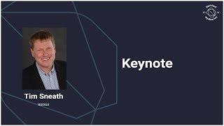 Keynote with Tim Sneath (DartConf 2018)