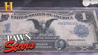 Pawn Stars: Silver Certificate (Season 9) | History