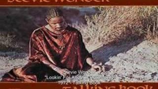 Watch Stevie Wonder Lookin
