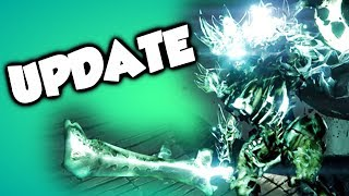 Update (with old crota solo gameplay)