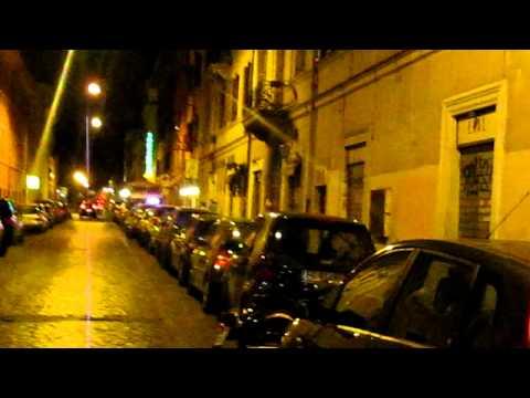 Passeggiata a Roma: la Gay Street (cioè Via San Giovanni in Laterano, ...