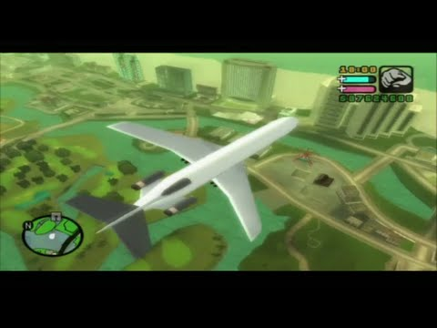 GTA Vice City Stories Glitches & Bugs [HD]