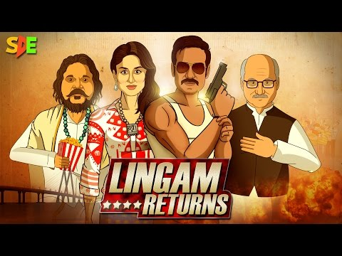 Singham Returns Spoof || Shudh Desi Endings || video