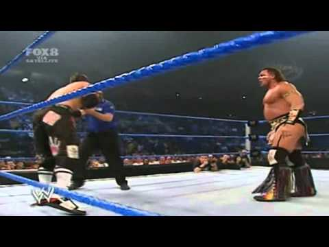 The Miz Vs. Tatanka - The Miz In Ring Debut - Wwe Smackdown 9 1 06 video