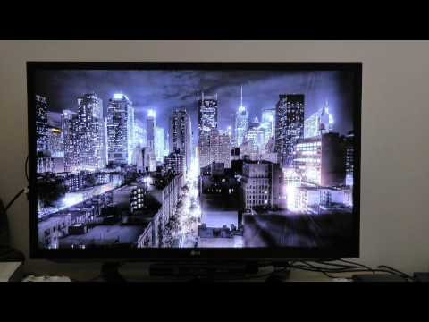 LG LM620S 3D LED TV Test - German Teil 1/2