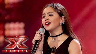 Havva gives a stand-out performance of No Diggity | The 6 Chair Challenge | The X Factor UK 2015