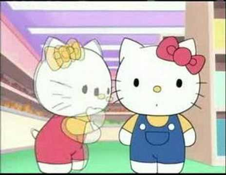 Hello Kitty's Paradise Part 1 video