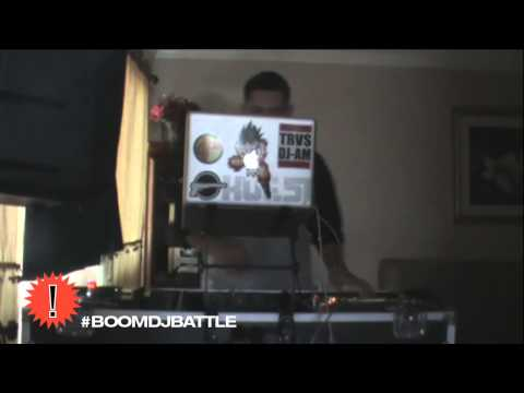 2013 BOOM DJ Battle Finalist - DJ Kwest - Age 18 - Orange County, CA