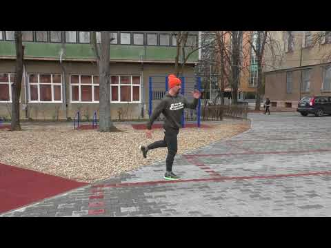 Calisthenics Warming Up - Street Workout Tutorial | Strong Romanian Athletes