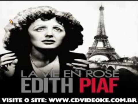 Edith Piaf   Mon Manege A Moi Tu Me Fais Tourner La Tete
