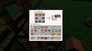 minecraft jak zrobic lepki tłok