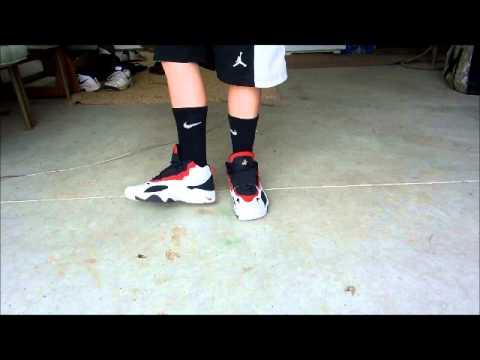nike speed turf on feet youtube