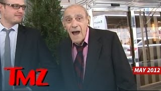 Abe Vigoda Dies At 94 -- The Last Time We Saw Him