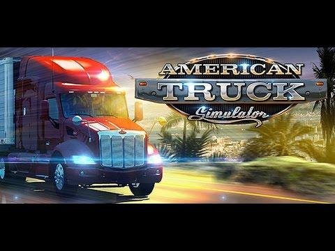 Jack Wall - Live Streaming replay - American Truck Simulator Ep35 KVT Leg 1