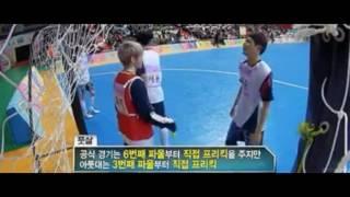 Seventeen lee jihoon cute moment at ISAC