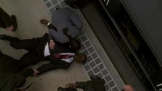 President Palmer, Mandy & The Virus - 24 Season 2 Finale